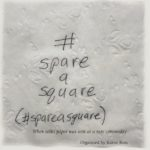 art during the covid-19 quarantine; Los Angeles; #spareasquare by Karrie Ross